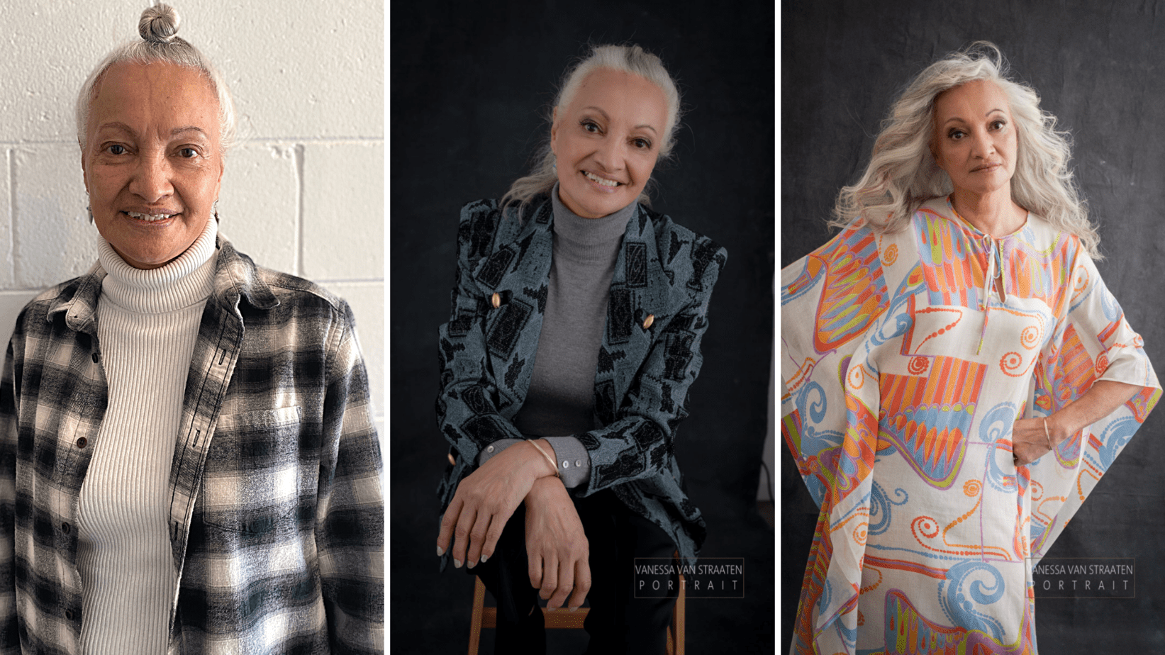 portrait session, makeover, glamour, over 50, style, gold coast number one photograpehr,